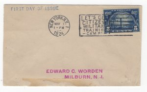 US used Worden FDC 616