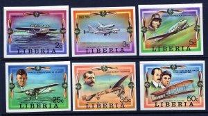 Liberia (1978) #794-9 imp MNH