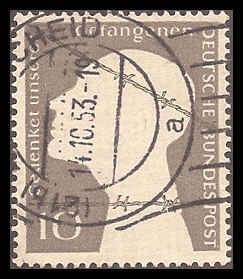 Germany 697 Used VF