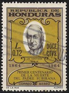 Honduras Air Mail 1965 Scott# C373 Used