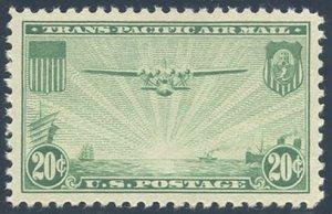 US Scott #C21 Mint, XF/S, NH