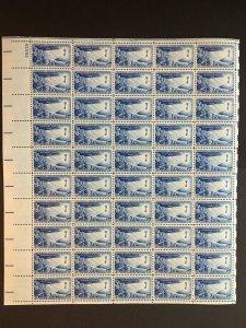 1956 sheet, Children of the World, Sc# 1085