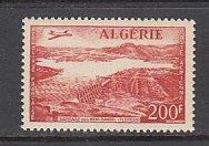 Algeria SC# C12  1957 200Fr airmail MNH