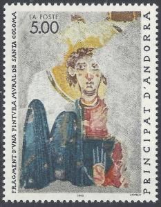 ANDORRA-FRENCH SCOTT 397
