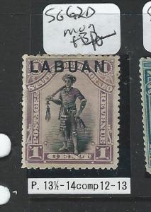 LABUAN (P2207B) 1C MAN  SG 62D  MOG