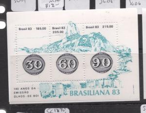 Brazil 1983 Brasiliana SC 1874 MNH (11dig)