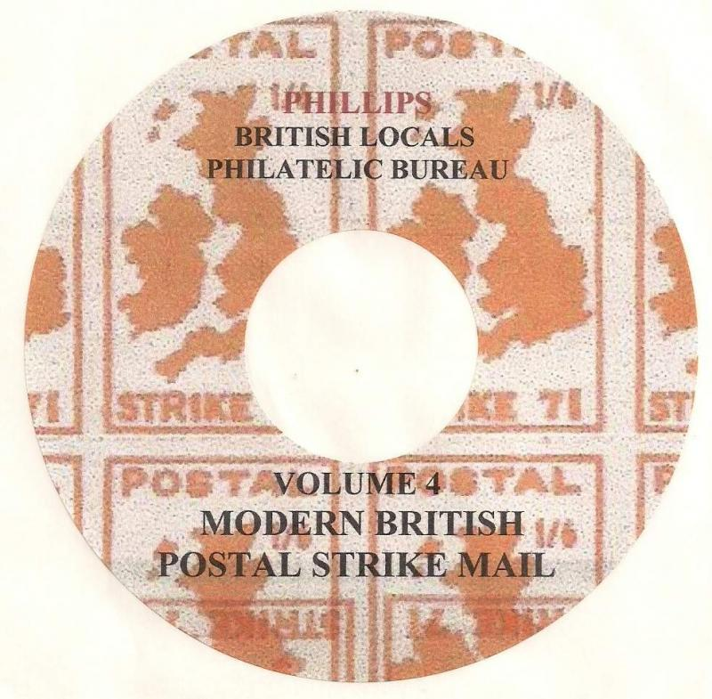 MODERN BRITISH STRIKE MAIL  - CD CATALOGUE