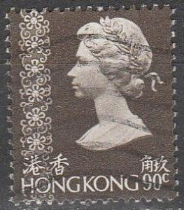 Hong Kong  #323 F-VF Used (V4028)