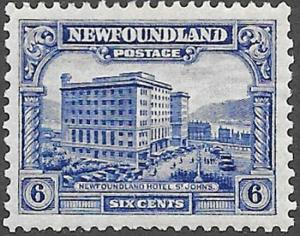 Newfoundland Scott Number 150 VF H