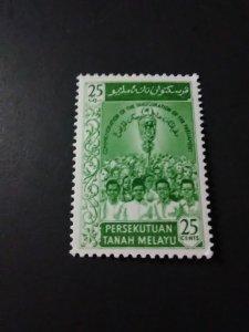 *Malaya Federation #93u