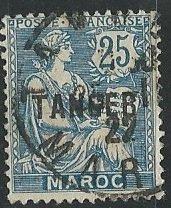 French Morocco  Scott # 81 - Used        ©