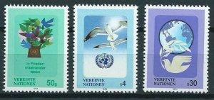 1994 UN Vienna 167-169 Birds 5,00 €