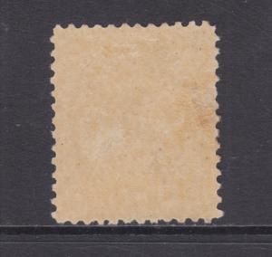 Canada Sc 83 MLH. 1898 10c brown violet Queen Victoria