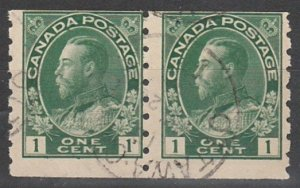 #125 Canada Used Coil pair