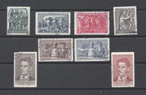 Czechoslovakia1949-50 See Below scv $7.50 Less70%=$2.25 BIN