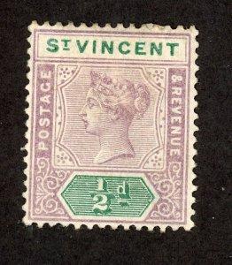 St. Vincent  62 U 1898