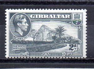 Gibraltar #110d MLH