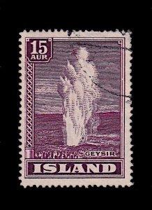 ICELAND 203 USED