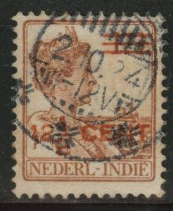 Netherlands Indies  Scott 144 used  from 1922