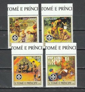 St. Thomas, 2004 issue. Scout Activities issue. *
