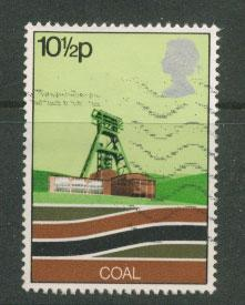 Great Britain QE II  SG 1051 Very Fine Used