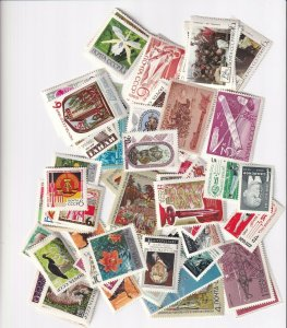 RUSSIA 1969 YEAR SET WITH 7 SHEETS OG NH VF BEAUTIFUL GUM