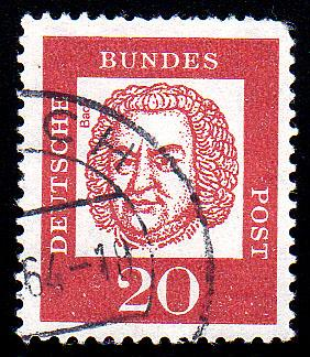 Germany - Sc. #829 - 1961 - Used Fault - '13 CV $0.30