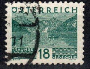 Austria #342 F-VF Used CV $3.25 (X2488)