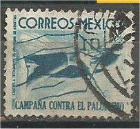 MEXICO, 1939, used 1c, Mosquito, Scott RA14