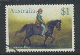 Australia SG 1013 - Used PO bureau Cancel