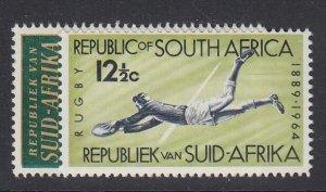 SOUTH AFRICA, Scott 301-302, MNH