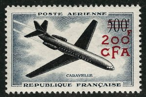 French Reunion SC C46 Unused VF SCV$25...French Colonies are Hot!