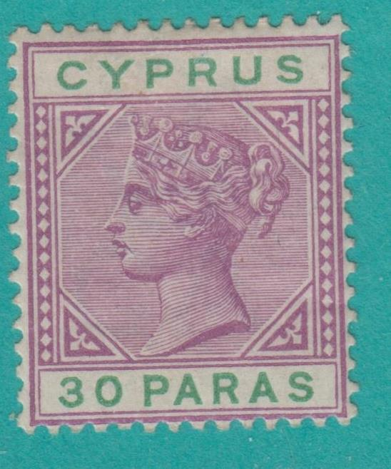 CYPRUS 29 MINT HINGED OG * NO FAULTS EXTRA FINE !