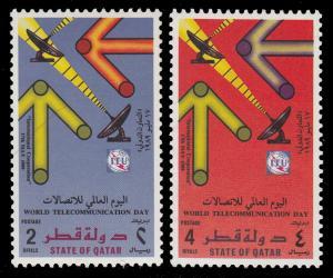Qatar 726 - 727 MNH