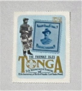 Tonga - 508, MNH. Scouting Marketing. SCV - $8.00