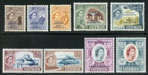 CYPRUS SCOTT#183/97   MINT  NH