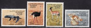 ALGERIA SCOTT 374-377