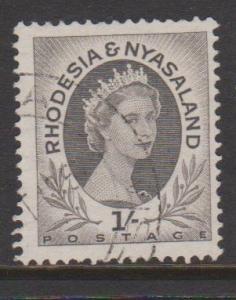Rhodesia and Nyasaland Sc#149 Used