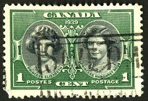 Canada #246 USED