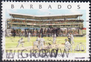 Barbados  #990  Used