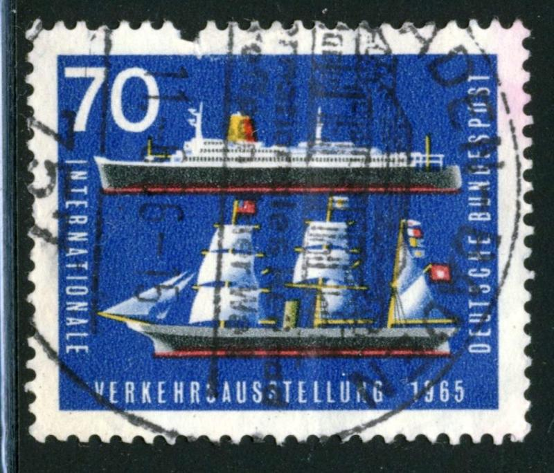GERMANY #925, USED - 1965 - GER074