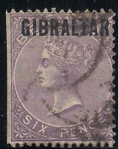 Gibraltar 6 Used F
