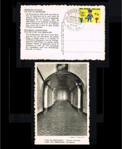 1970 - Belgium Picture postcard - Fort van Breendonk [B09_132]