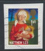 Great Britain SG 3243 SC# 2975 Used Christmas 2011 see scan