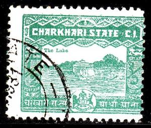 India - Charkhari 28 - used