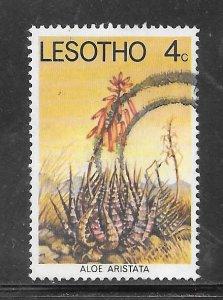 Lesotho Scott  #322 Used Single