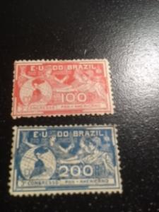 Brazil sc 172-173 MHR
