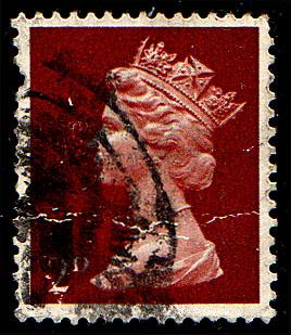 Great Britain - Sc. #MH3 - 1967 - Used Faulty - '13 CV $0.25
