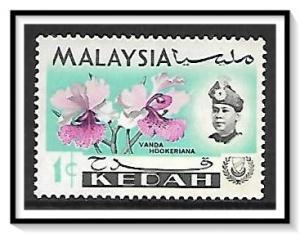 Kedah #106 Sultan & Orchids NG