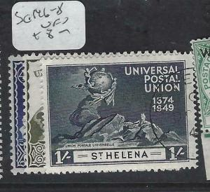 ST HELENA   (PP1303B)   KGVI  UPU  SG 146-8   VFU